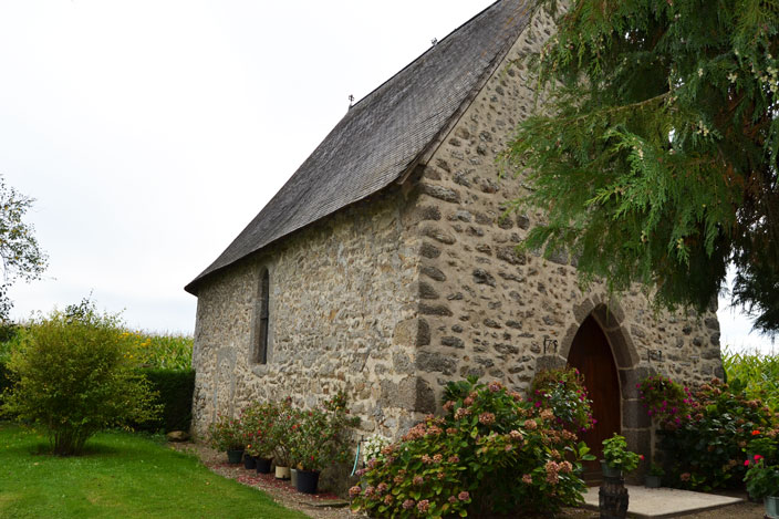 chapelle saint leger